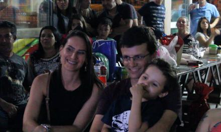 Celebração de ano novo emociona colaboradores do Memorial Vera Cruz