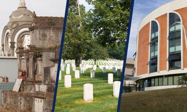 Quais os tipos de cemitérios que existem no Brasil? Descubra!