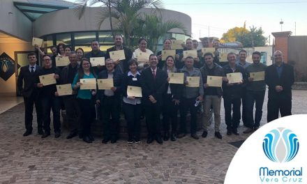 Memorial Vera Cruz aposta na capacitação de colaboradores e parceiros