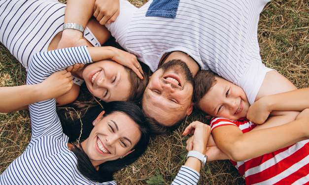5 formas fáceis de proteger a família