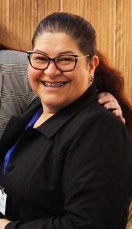 Solange, gerente comercial do Memorial Vera  Cruz